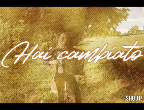 """Nuovo Lyric Video del canto """"Hai cambiato"""""""